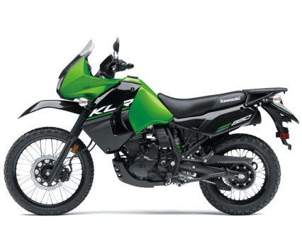 Kawasaki KLR650 Bike Review20110103_0788