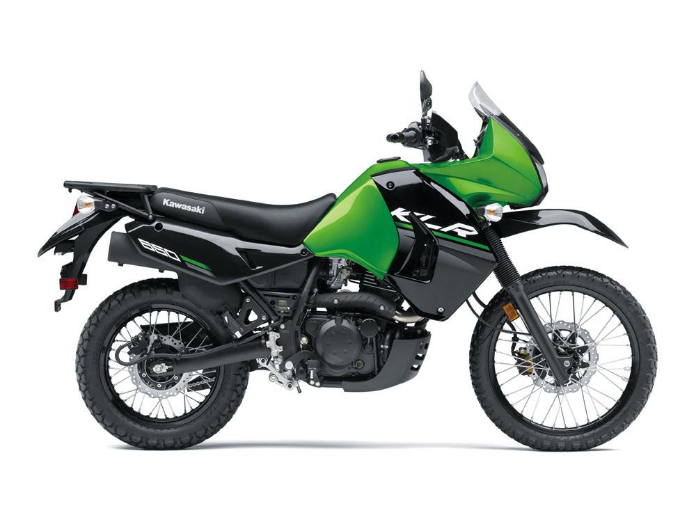 Review 2016 Kawasaki Klr650 Bike Review