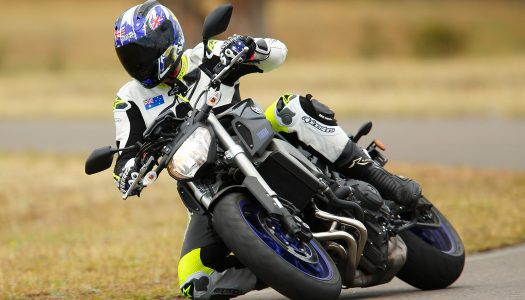 Review: 2016 Yamaha MT-09