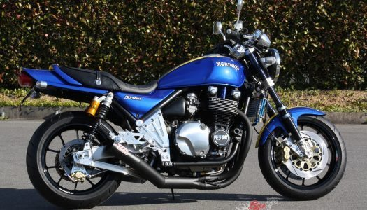Custom Classic: Moriwaki Engineering Kawasaki Zephyr 1100