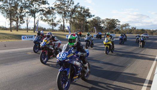 R3 Cup showdown continues at Phillip Island