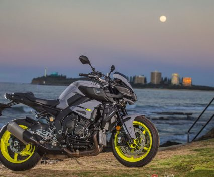 2016 Yamaha MT-10