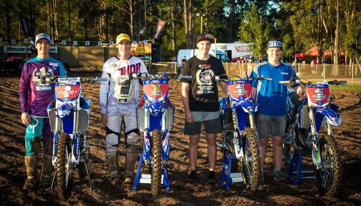 Yamaha Racing Dominates 2016 MX Nationals