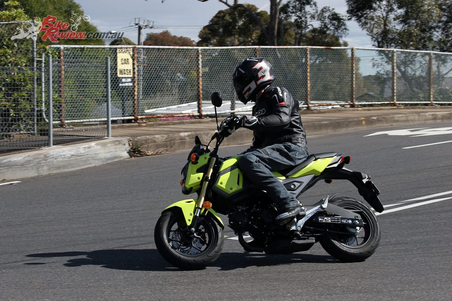 Review: 2016 Honda Grom - Bike Review