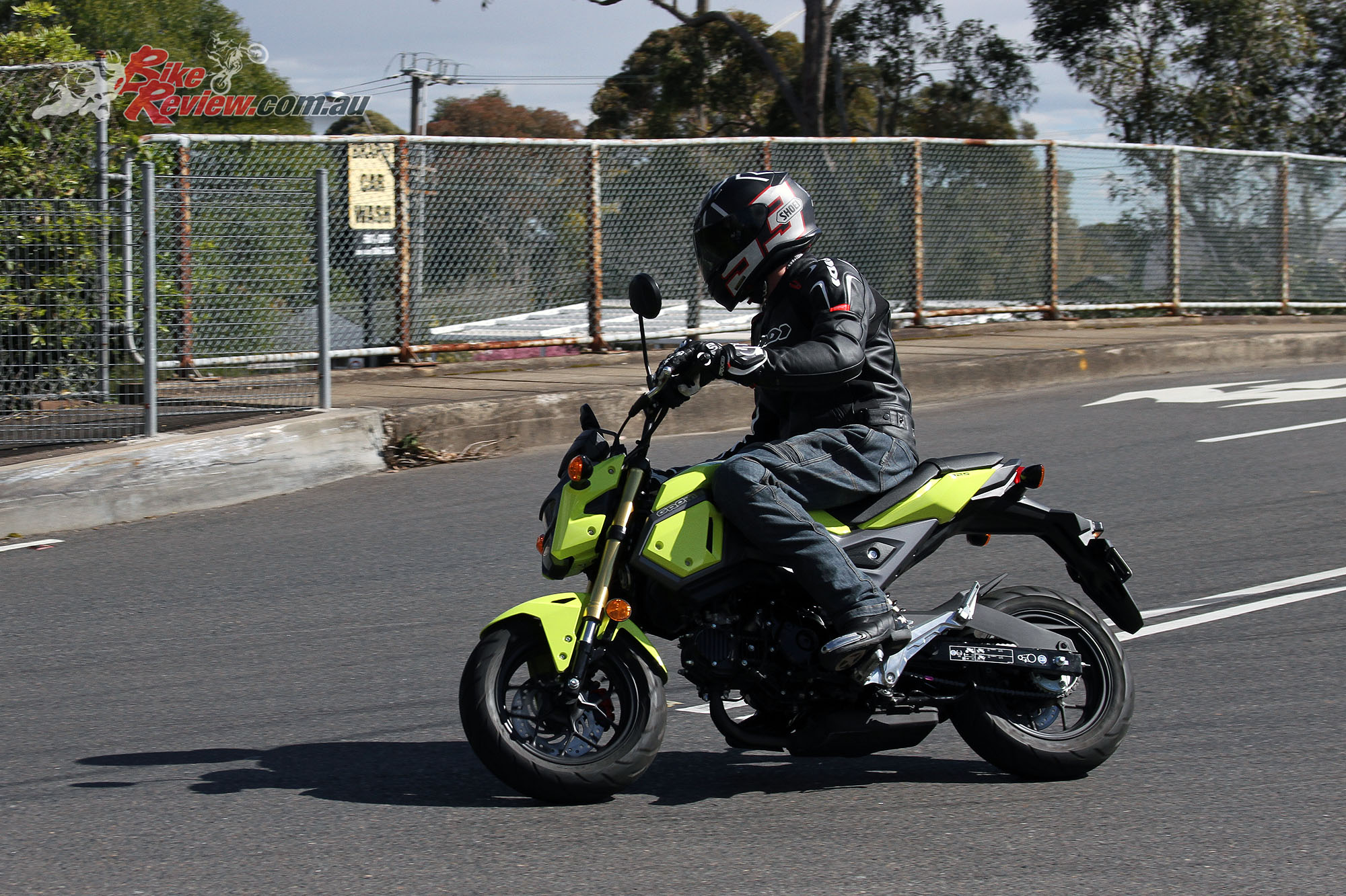 How To Read Dimensions Review 2016 Honda Grom Bike Review