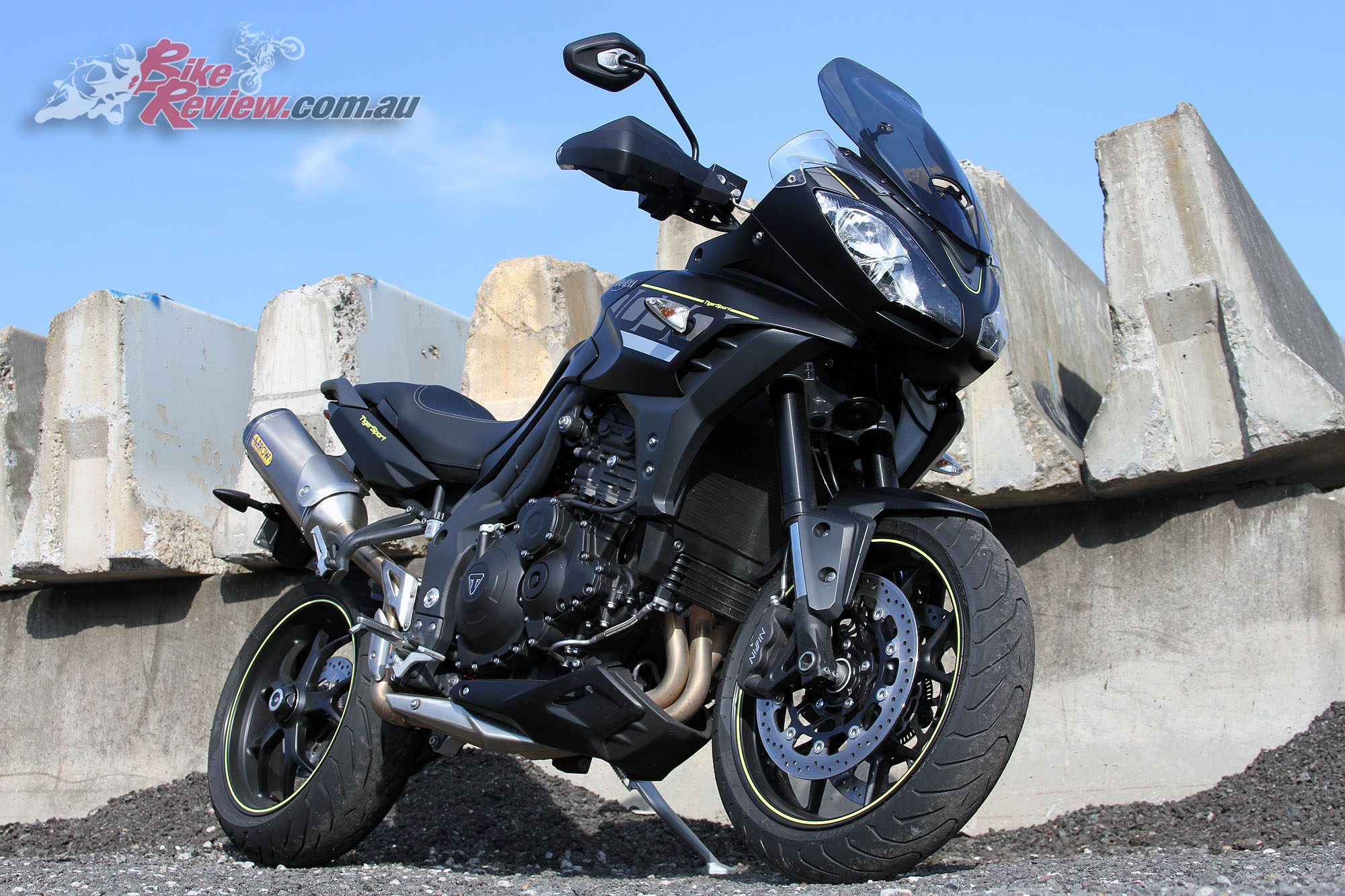 Review 2016 Triumph Tiger Sport Bike Review