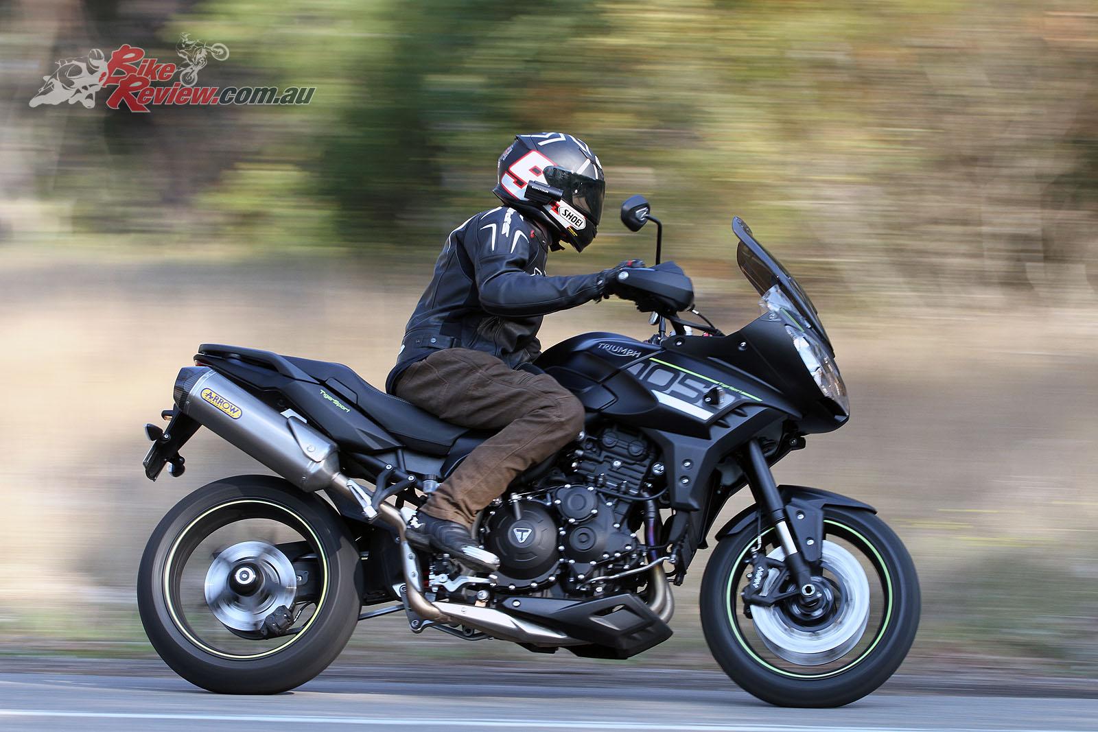 Review: 2016 Triumph Tiger Sport - Bike Review