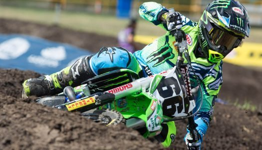 Solid Start For Kawasaki Racing Team In Supercross