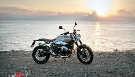 Win an R nineT Scrambler and support Black Dog Ride