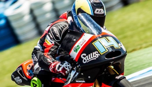 Barton geared up for a second MotoGP Wildcard appearance