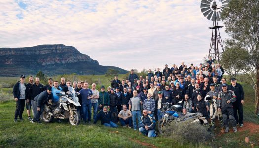Classic Outback Adventures – The BMW GS Safari Enduro