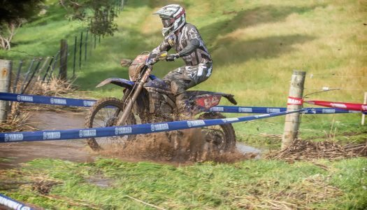 Hollis Holds on for AORC Podium