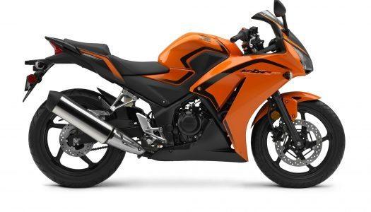 Honda CBR300R Ride Away Under $5k