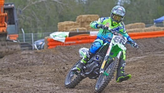 KAWASAKI RACING TEAM SET FOR SUPERCROSS