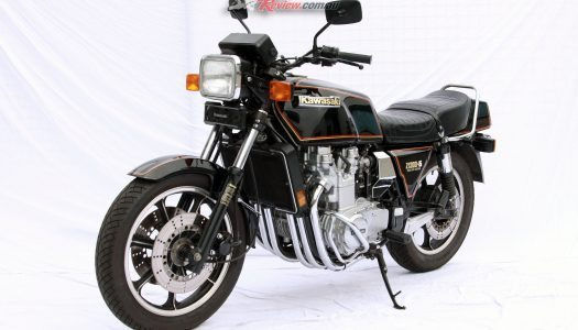 Classic Collectable: Kawasaki Z1300 Six