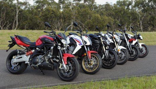 Review: Mid-Capacity Nakedbike Comparo