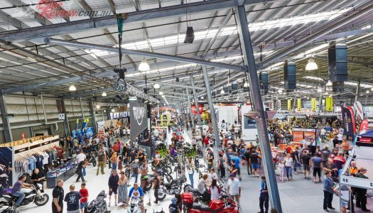 Motorcycling Heaven, The 2016 Moto Expo