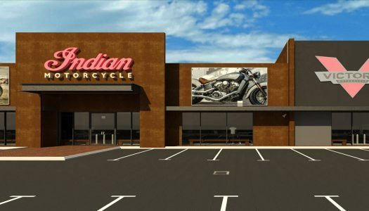 New Flagship Indian and Victory Store, Perth