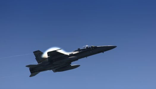 RAAF Jets to Thrill Fans at Phillip Island GP
