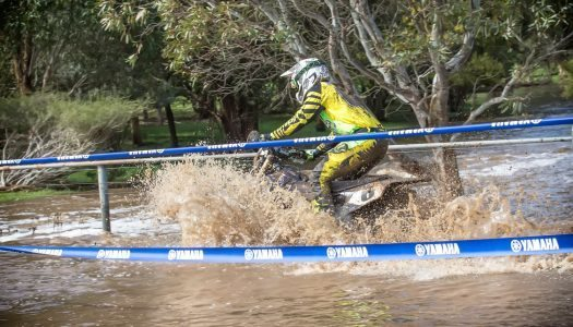 Ralston Led Active8 Yamaha Charge at Final AORC Rounds