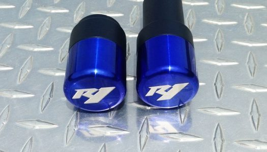New Product: RatedR YZF-R1 No-Cut Frame Sliders