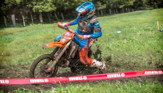 Sanders follows in Price's footsteps as 2016 AORC Champ