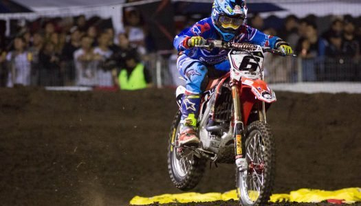 Wilson makes impressive SX1 debut at Jimboomba