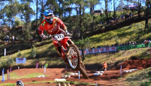 Wilson ready for Rnd 1 of 2016 Australian Supercross