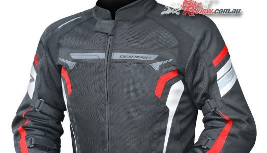 New Product: DRIRIDER Air-Ride 4 Jacket