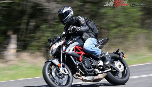 Review: 2016 MV Agusta Brutale 800