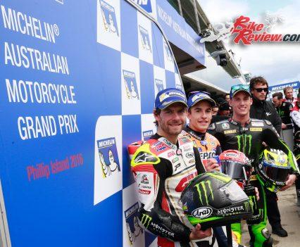 MotoGP Front Row, Phillip Island 2016