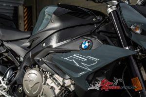 2017 BMW S 1000 R,