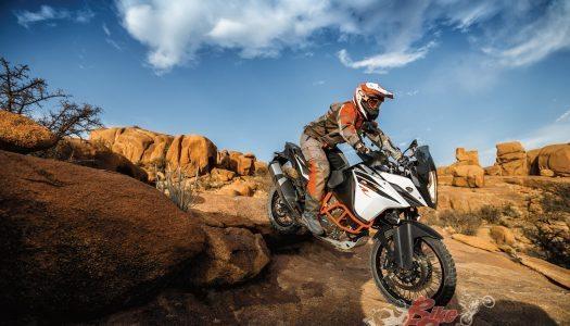 2017 KTM 1090 Adventure R