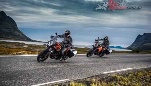 2017 KTM 1090 Adventure revealed