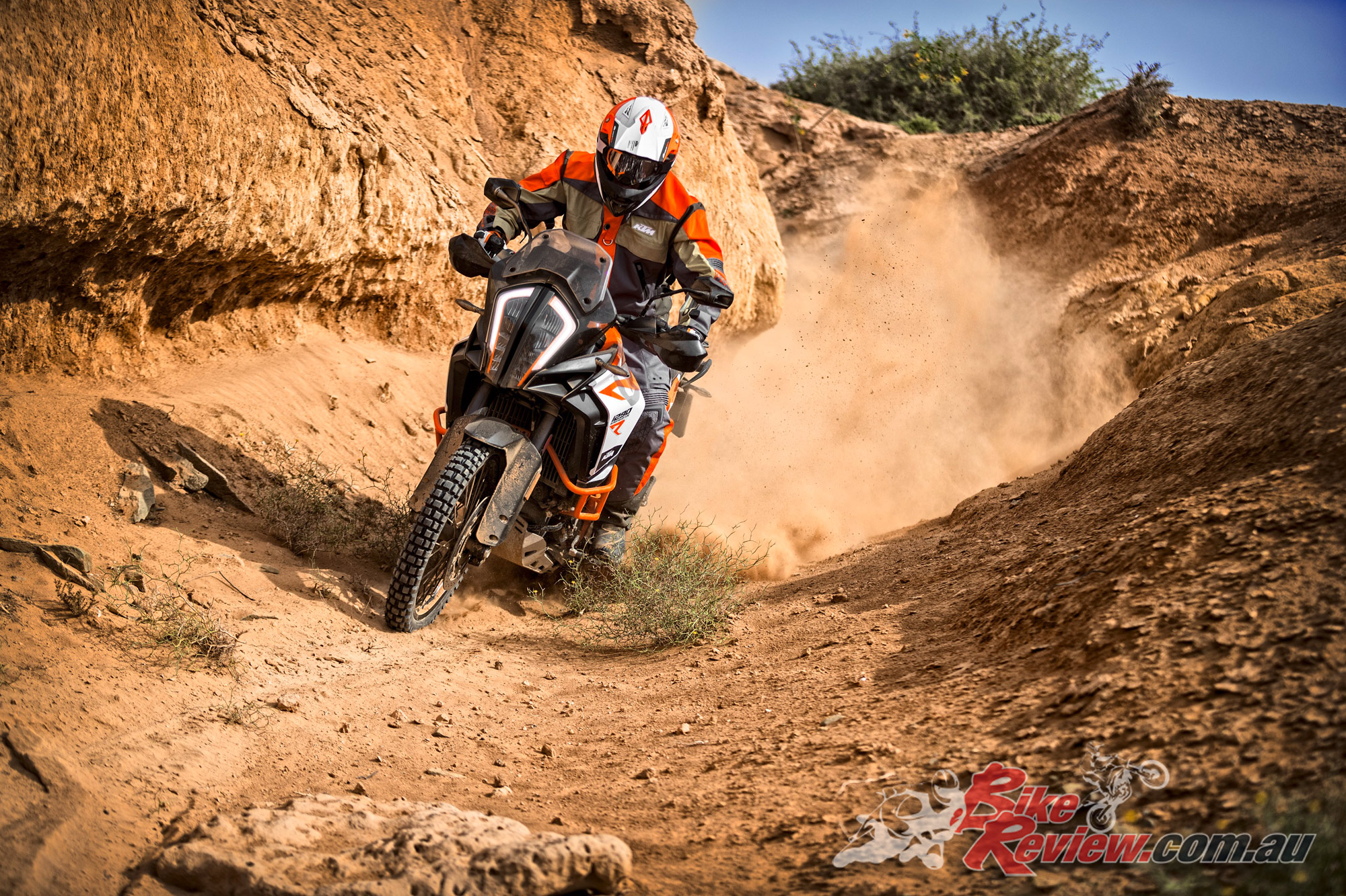 Ktm Super Adventure T Review