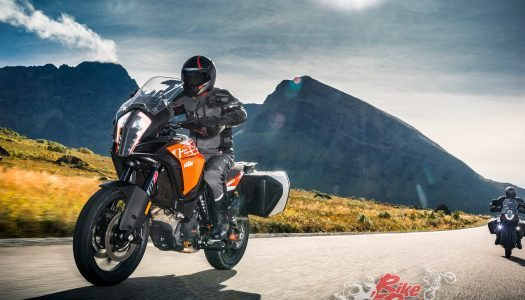 The 2017 KTM 1290 Super Adventure S