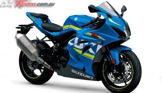 Suzuki Unveils All-New GSX-R1000 & GSX-R1000R