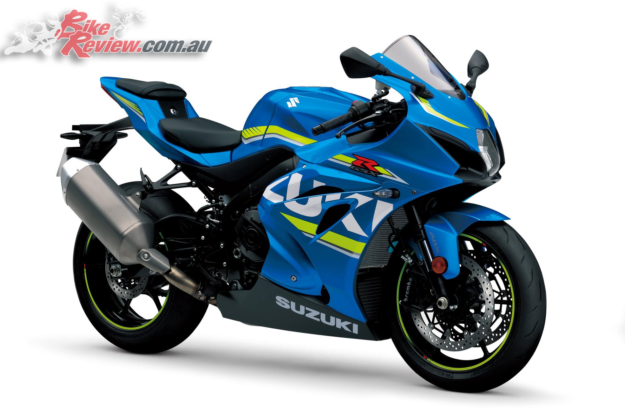 Suzuki Unveils All-New GSX-R1000 & GSX-R1000R - Bike Review