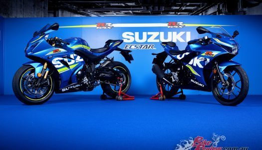 All-New Suzuki GSX-R125 Breaks Cover
