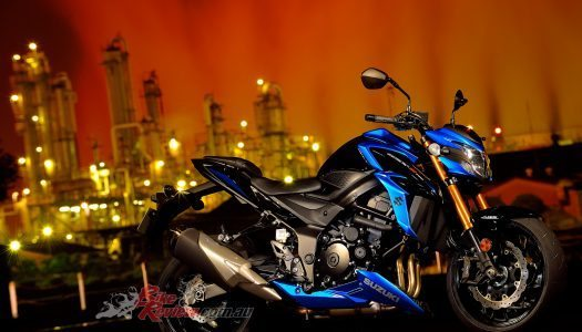 Preview: 2017 Suzuki GSX-S750 Launch