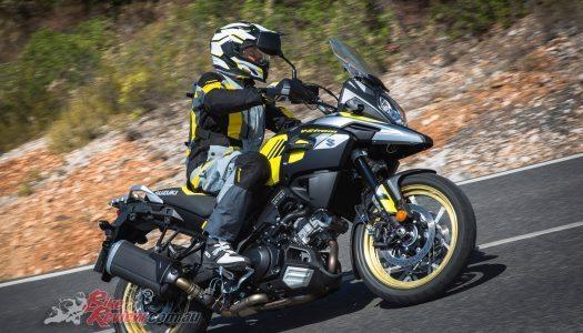 Suzuki Australia Demo Rides at Australian Motorcycle Festival