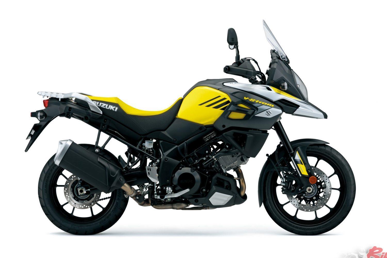 Review: 2016 Suzuki V-Strom 1000 - Bike Review