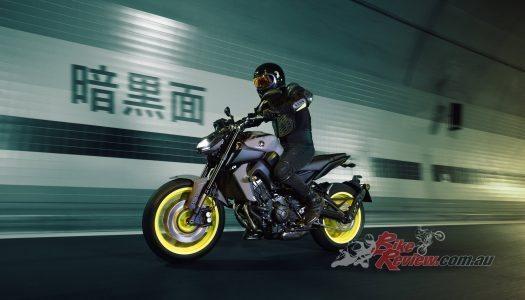 Yamaha's 2017 MT-09 – Overhauled!