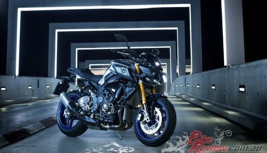 2017 Yamaha MT-10 & MT-10 SP