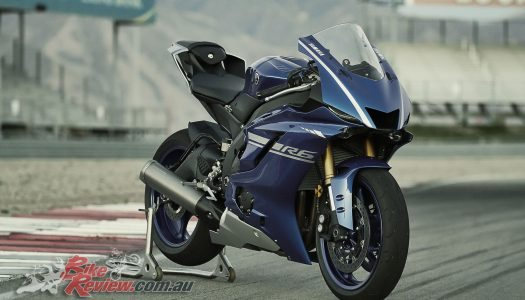 2017 Yamaha YZF-R6 – Updated!