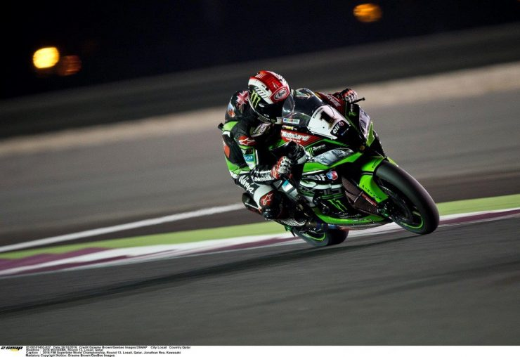 Jonathan Rea - 2016 WSBK World Champion