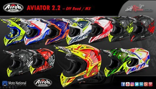 Airoh Helmets heading for Oz