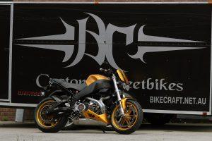 Bikecraft Custom Buell