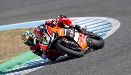 Davies makes it a double for Ducati at Jerez