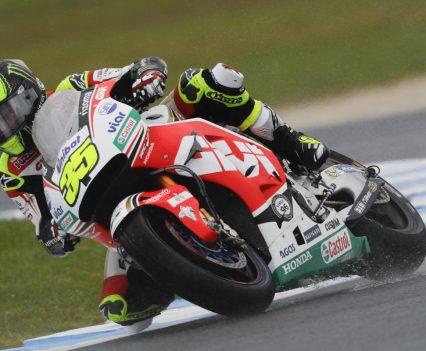 Phillip Island MotoGP 2016, Crutchlow fastest in rainy FP1 at Phillip Island, Image: MotoGP.com